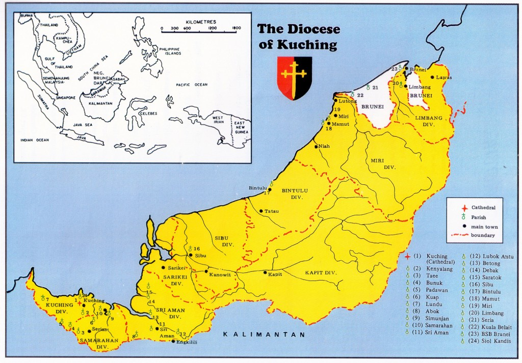 The Diocese of Kuching